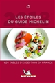 LES ETOILES GUIDE MICHELIN 2018 - BOX PREMIUM